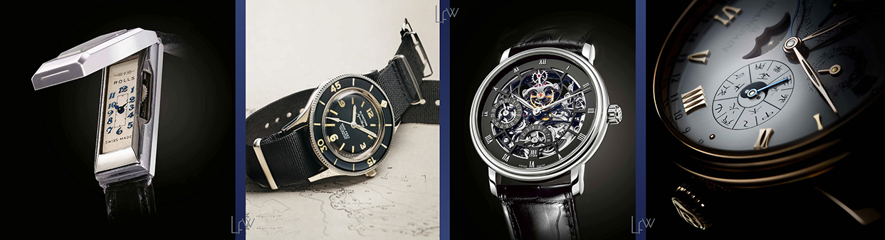 Blancpain magnificent innovations