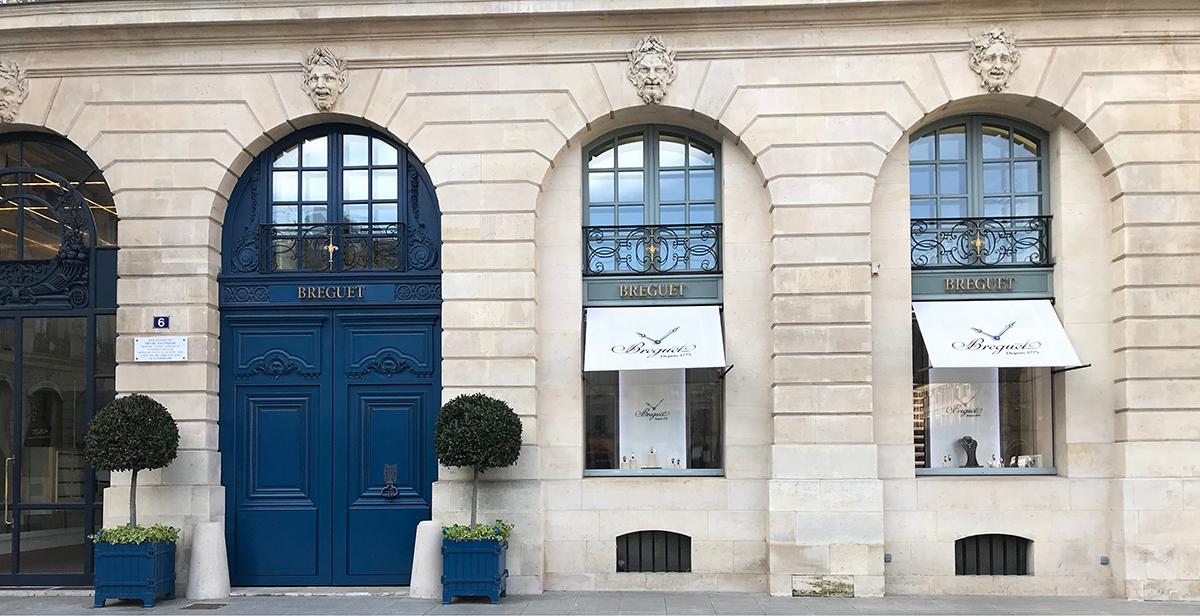 Breguet Museum - Place Vendome - Paris France