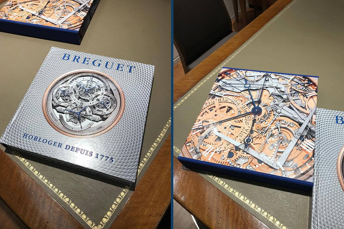 Emmanuel Breguet's book