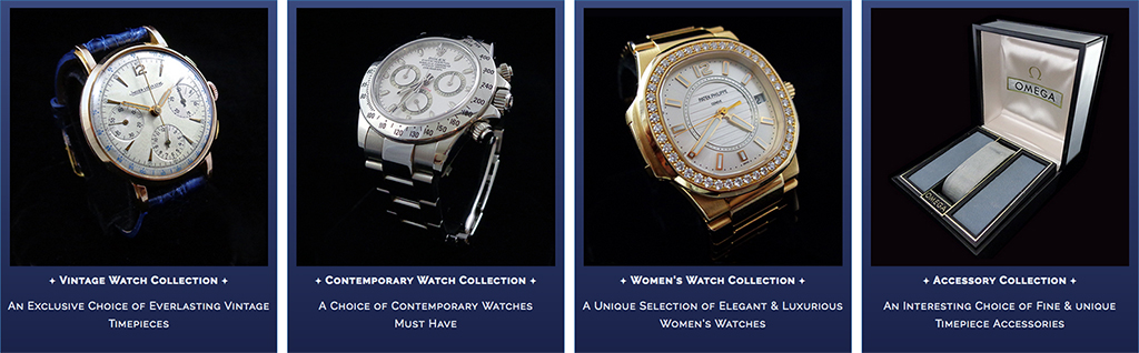 Watch & Accessory Collections