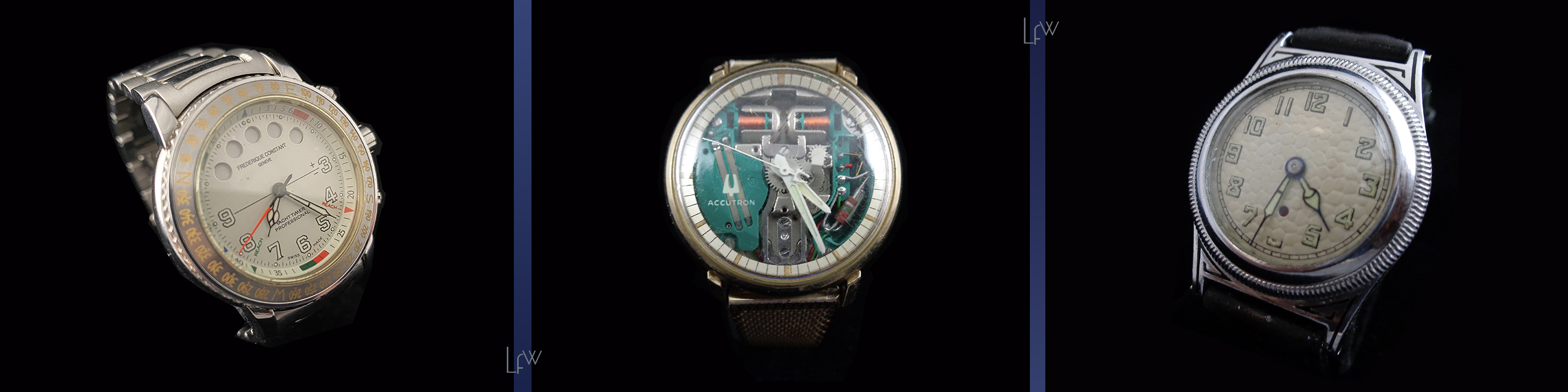 Tips on how to start a vintage watch collection