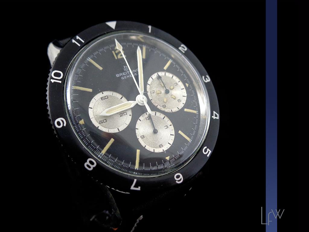 Vintage Breitling Co-Pilot Chronograph 765-CP